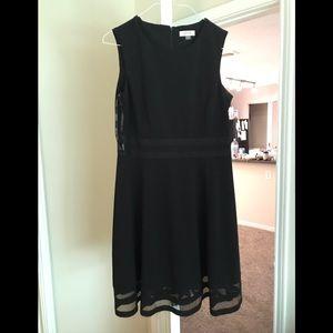 Elegant Calvin Klein dress worn once!